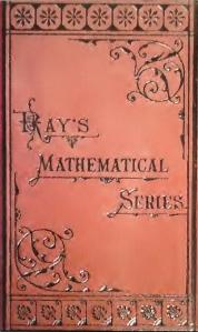 RaysMathematicalSeriesbookcover